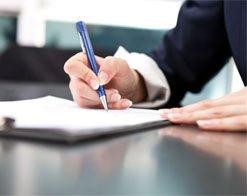 Составление договоров купли продажи недвижимости