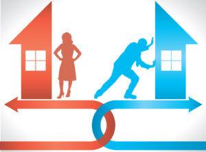 Как суд делит совместное имущество супругов