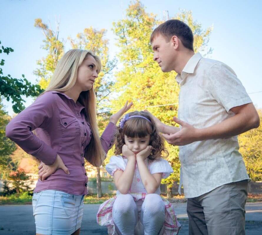 Определение места проживания ребенка