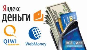 Скоро информация о счетах и пользователях электронных кошельков станет известна налоговой